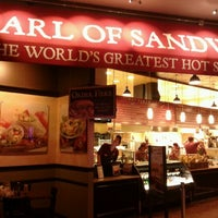 Photo taken at Earl of Sandwich by C A. on 2/15/2013