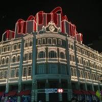 Photo taken at HSBC / Palácio Avenida by Ivie H. on 12/28/2012