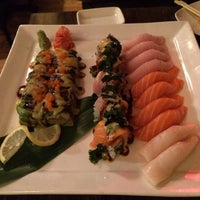 Photo taken at Wasabi Japanese Restaurant by Rebecca C. on 10/24/2013