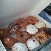 Photo taken at Krispy Kreme by Jesus R. on 11/12/2012