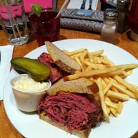 Photo taken at Moe's Deli & Bar by Kelsey R. on 2/16/2013