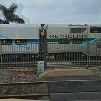 Photo taken at Metrolink Fullerton Station by Paul C. on 4/25/2013