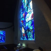 Photo taken at Union Church of Pocantico Hills by Benjamin M. on 12/13/2014