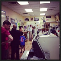 Photo taken at Bobtail Ice Cream Company by Jeff M. on 8/21/2013
