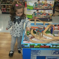 """Photo taken at Toys""""R""""Us by Andrea M. on 11/17/2013"""