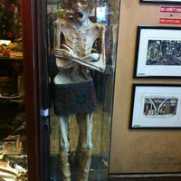 Photo taken at Ye Olde Curiosity Shop by Becca T. on 4/4/2013