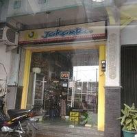 Photo taken at Toko Roti Jakarta by Henry B. on 10/10/2012