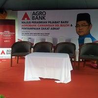 Photo taken at Agrobank Sungai Buloh by Normala O. on 4/27/2013