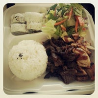 Photo taken at Teriyaki Express by Oliver B. on 6/19/2013