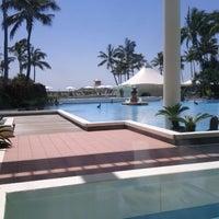 Photo taken at Sheraton Mirage Resort And Spa by Jonah H. on 11/15/2012