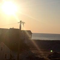 Photo taken at Mantoloking Beach by iLASH M. on 6/15/2013