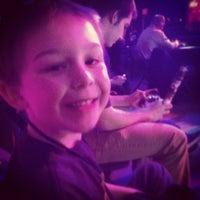 Photo taken at Kansas Star Arena by Sean B. on 3/21/2014
