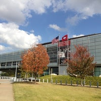 Photo taken at William J. Clinton Presidential Center and Park by Jim V. on 10/24/2012