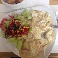 Photo taken at Harman Cafe by Tuğçe Ö. on 9/17/2013