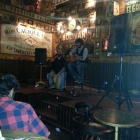 Photo taken at La Bodeguita Indiana by Manuel A. on 2/24/2013