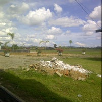 Photo taken at Bandara Kol. RA. Bessing Malinau by Bellina B. on 11/9/2012