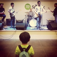 Photo taken at Spotify by Ed C. on 9/10/2013