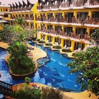 Photo taken at Woraburi Phuket Resort And Spa by Elia P. on 12/27/2012