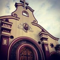 Photo taken at Monasterio De Santa Clara by Angie N. on 10/8/2012
