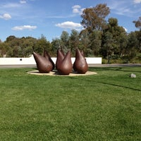 Photo taken at National Gallery of Australia by Pat N. on 11/24/2012