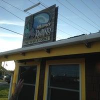 Photo taken at Mama Kwan's Tiki Bar & Grill by Doug M. on 7/15/2013