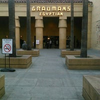 Photo taken at The Egyptian Theatre by Connie G. on 4/7/2013
