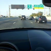 Photo taken at I35 by Robert F. on 10/9/2012