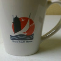 Photo taken at South Haven City Hall by Jeffrey D. on 10/1/2012