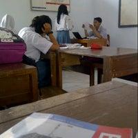 Photo taken at SMA Negeri 9 Bandung by Syiva I. on 10/23/2013