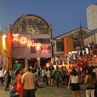 Photo taken at Ciudad Cultural Konex by Lelu B. on 1/9/2013