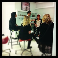 Photo taken at A Robert Cromeans Salon by Patsy T. on 11/7/2012