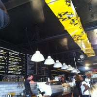 Photo taken at Lonsdale St. Roasters by billbov on 12/7/2012