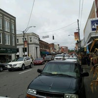 Photo taken at Mayberry on Main by Holly G. on 9/29/2012