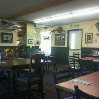 Photo taken at Lake George Pizza by Salvador G. on 9/30/2012