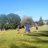 Photo taken at Carnarvon Park by jenneyluong on 7/26/2013