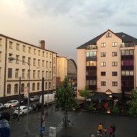 Photo taken at Bristol Hotel by Sören D. on 6/18/2016