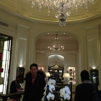 Photo taken at Bergdorf Goodman by Rachid S. on 3/2/2013
