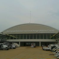 Photo taken at Aeropuerto Internacional de Tuxtla Gutierrez Ángel Albino Corzo (TGZ) by Yuses C. on 5/27/2013