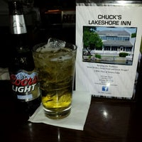 Photo taken at Chuck's Lakeshore Inn by Laura C. on 1/30/2014