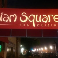 Photo taken at Siam Square Thai Cuisine by Andy @. on 9/29/2012