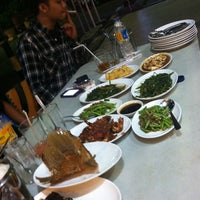 Photo taken at D'Cost Seafood by Ayu A. on 12/7/2013