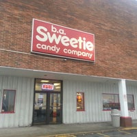 Photo taken at b.a. Sweetie Candy Company by JP W. on 10/31/2012