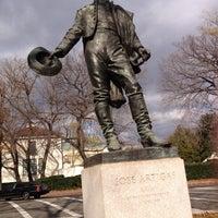 Photo taken at José Artigas Memorial by Ema M. on 11/24/2012
