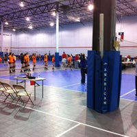 Photo taken at Volleyball Institute of Plano by Clint N. on 4/6/2013