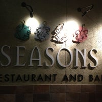 Photo taken at Seasons Restaurant by Susan L. on 5/30/2013