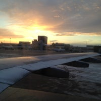 Photo taken at Halifax Stanfield International Airport (YHZ) by Tyler L. on 1/4/2013