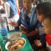 Photo taken at Mie Baso Spesial Joko Sirod by Deean M. on 8/9/2015