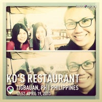 Photo taken at KD's Restaurant by Yashii T. on 4/19/2013