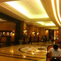 Photo taken at JW Marriott Hotel Jakarta by Won K. on 10/7/2012