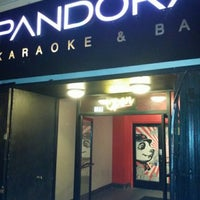 Photo taken at Pandora Karaoke & Bar by George K. on 12/29/2014